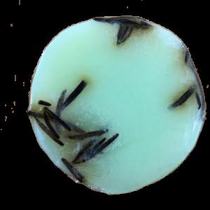 jabon artesanal de limon y romero